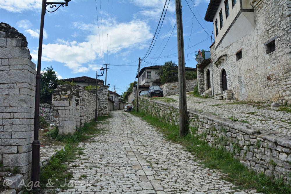 kamienna uliczka