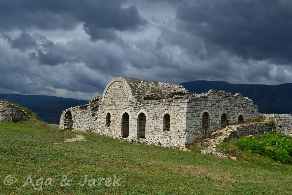 ruinu budynky