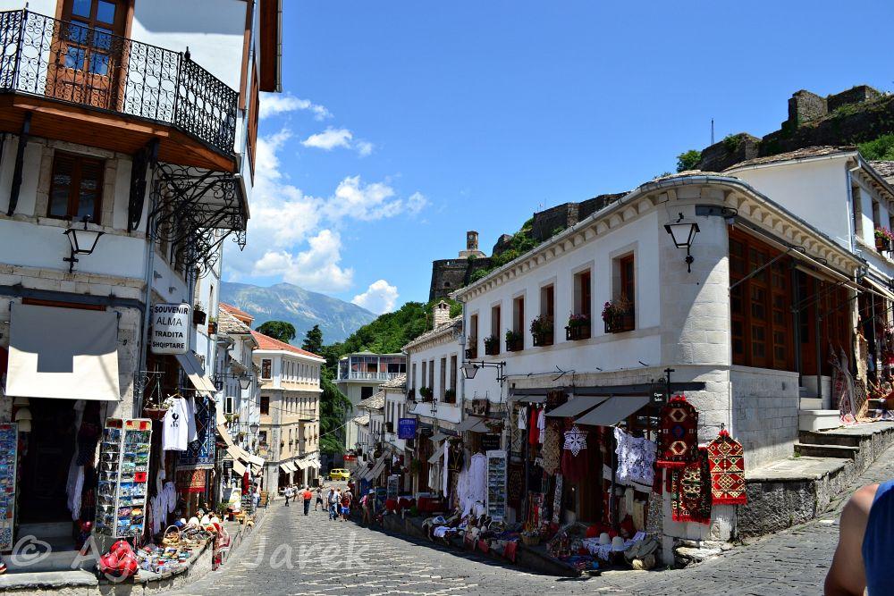 miasto gjirokastra